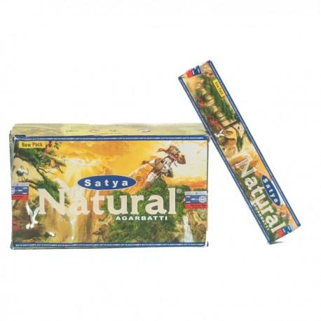 Incienso Natural Satya 15 gr