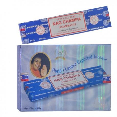 Incienso Nag Champa Agarbatti 40 gr