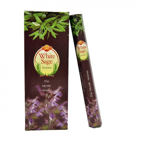 Incienso Salvia Blanca Sac