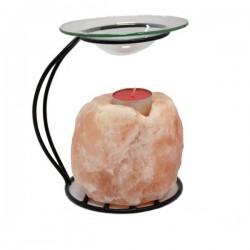 Quemador Aceite Esencial de Sal del Himalaya Deluxe MOD.2