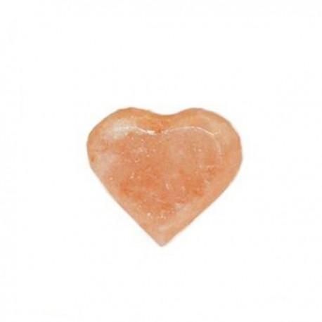 Piedra Masajeadora de Sal del Himalaya Corazon