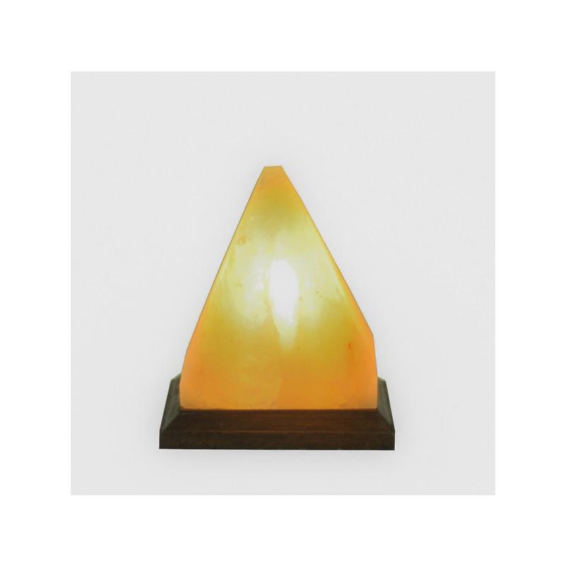 L mpara de sal del himalaya piramide aromasenses - Piedra de sal del himalaya ...