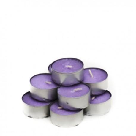 Pack 10 tealights aroma Lavanda 5 Horas