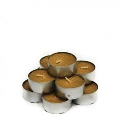 Pack 10 tealights aroma Canela 5 Horas