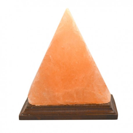 Lampara de Sal del Himalaya Piramide Grande