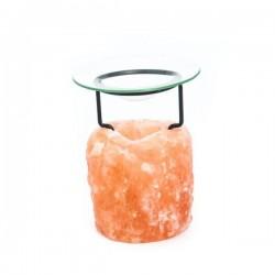 Quemador Aceite Esencial de Sal del Himalaya MOD.12