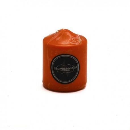 Vela Taco Antitabaco Naranja 7 x 5.7