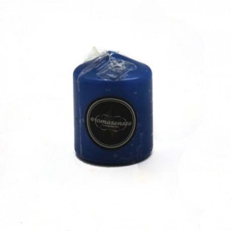 Vela Taco Antitabaco Azul 7 x 5.7