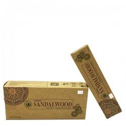 Incienso Goloka Organic Sandalwood 15 grs