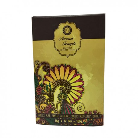 Incienso Aroma Temple 15 grs