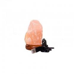 Lampara de Sal del Himalaya usb 1.5 Kg
