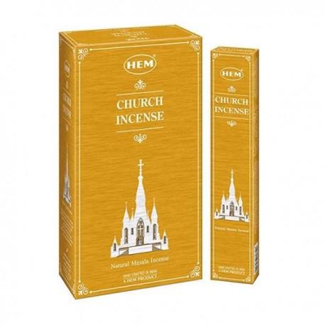 Incienso Church Iglesia 15gr HEM