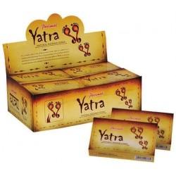 Conos Yatra Parimal 12 cajitas de 10 conos cada una