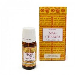 Aceite Esencial Goloka Nag Champa 10 ml
