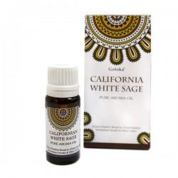 Aceite Esencial Goloka White Sage (Salvia Blanca) 10 ml
