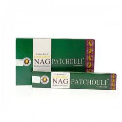 Incienso Golden Nag Patchouli 15 grs