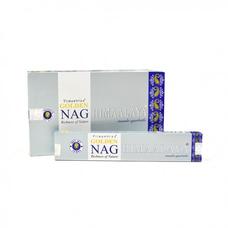Incienso Golden Nag Himalaya 15 grs