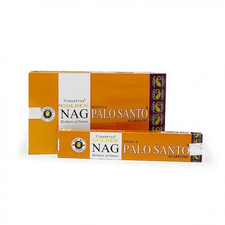 Incienso Golden Nag Palo Santo 15 grs