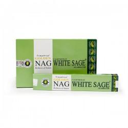 Incienso Golden Nag White Sage (Salvia Blanca) 15 grs