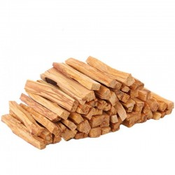 Palo Santo Natural a granel 100 gramos.