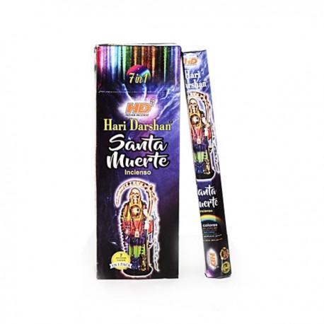 Incienso Santa Muerta Hari Darshan - Pack 6 unds