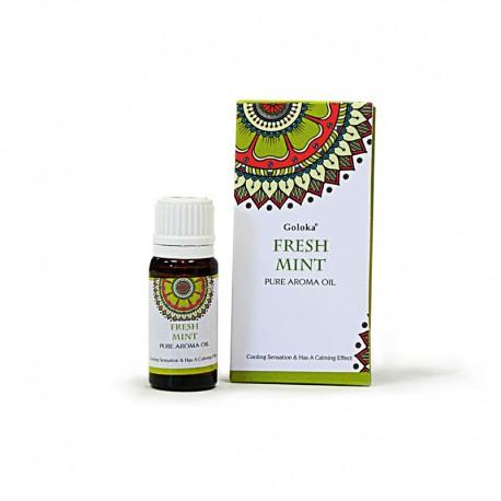Aceite Esencial Goloka Menta Fresca 10 ml