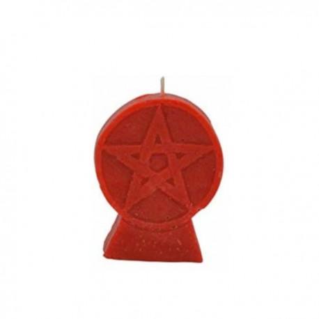 Vela Tetragramatron Roja