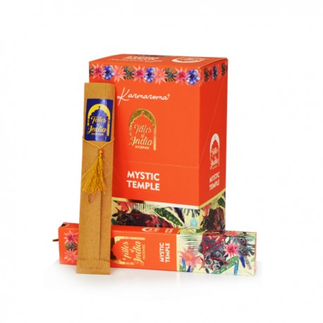 Incienso MYSTIC TEMPLE Tales of India 15 grs.