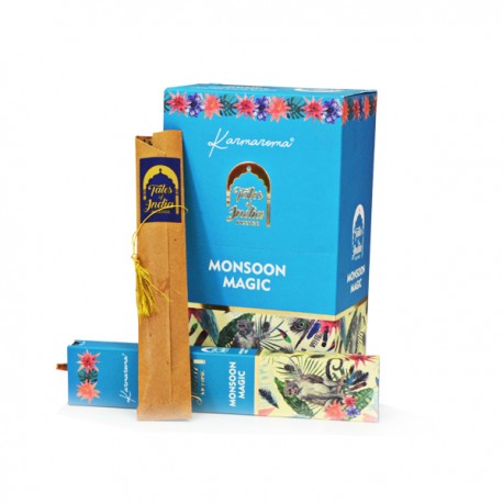 Incienso MONSOON MAGIC Tales of India 15 grs.