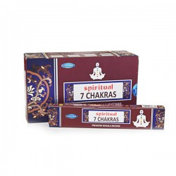 Incienso Spiritual 7 Chakras 15 grs